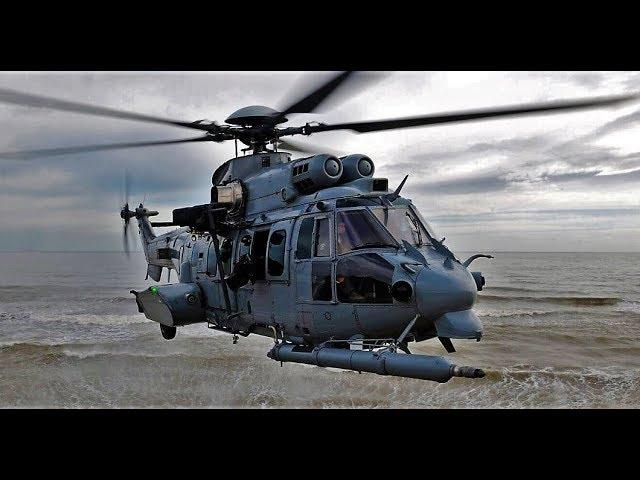 CARACAL - Hélicoptère d'Elite