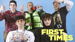 PRETTYMUCH Tells Us About Their First Times Video