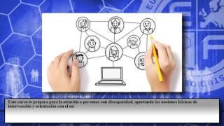 Curso Orientacion Intervencion Profesional Discapacidad - Cursos Online