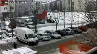 Беспроводная уличная IP камера Foscam FI9801W(демонстрационное видео с сетевой наружной камеры Foscam FI9801W http://www.videonabludenie.od.ua/foscam-fi9801w Тип: IP, Наружная +Звук..., 2013-09-10T17:39:43.000Z)