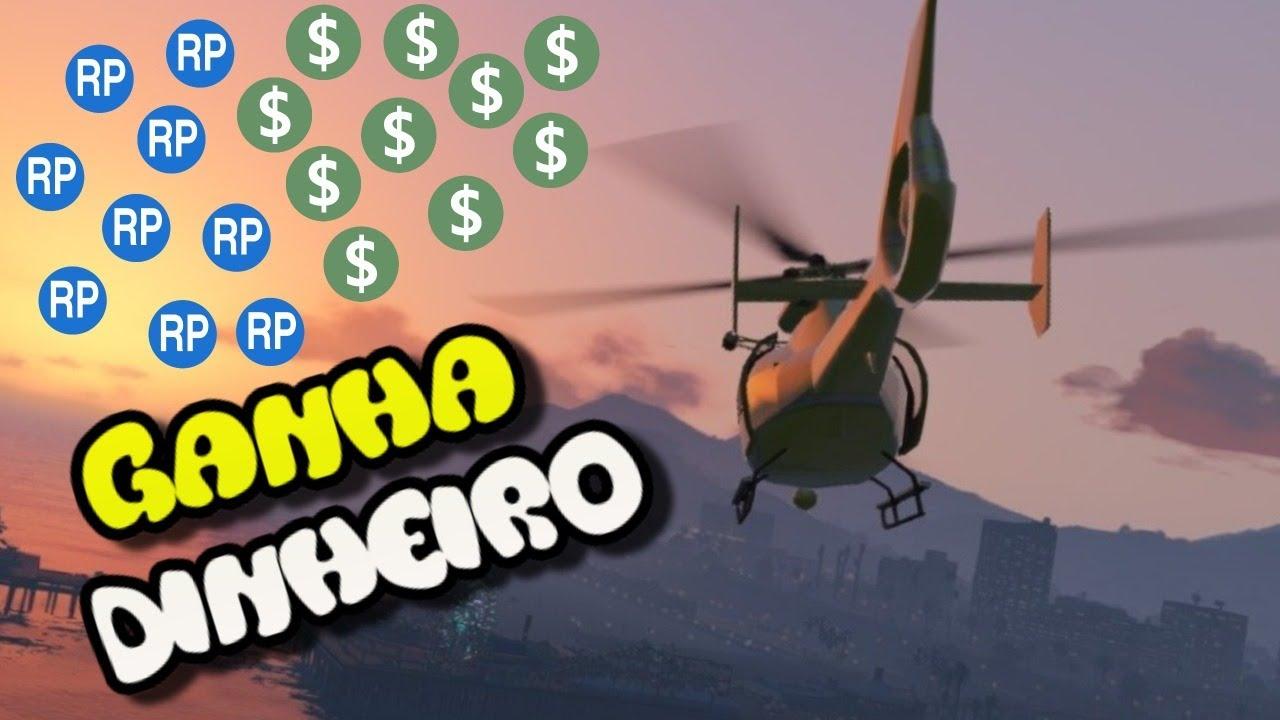 VAMOS GANHA DINHEIRO NO GTA 5