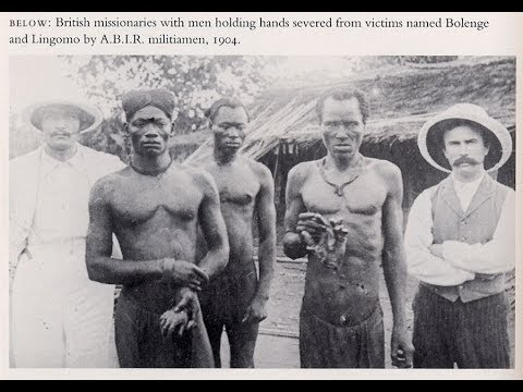Largest Genocide before World War 2 King Leopold's Ghost Book Review