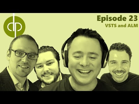 Dynamics Podcast // Episode 23 // VSTS and ALM