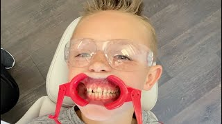 My Mom Surprised me with Braces!  Crazy Day with Kade Skye