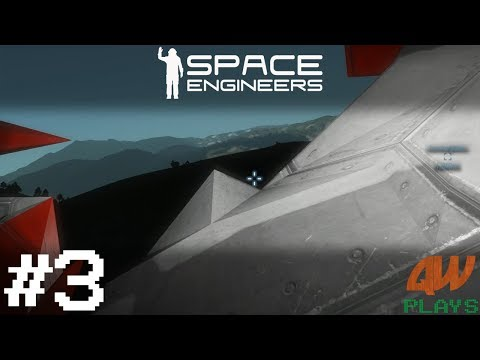 Space Engineers: Survival Mode Let's Play | S2 #3 | Salvage