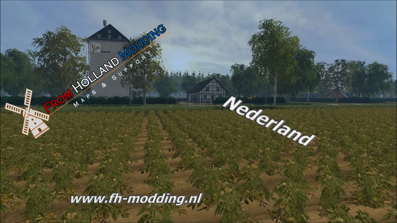 farming simulator 15 nederland v1 5 hd youtube