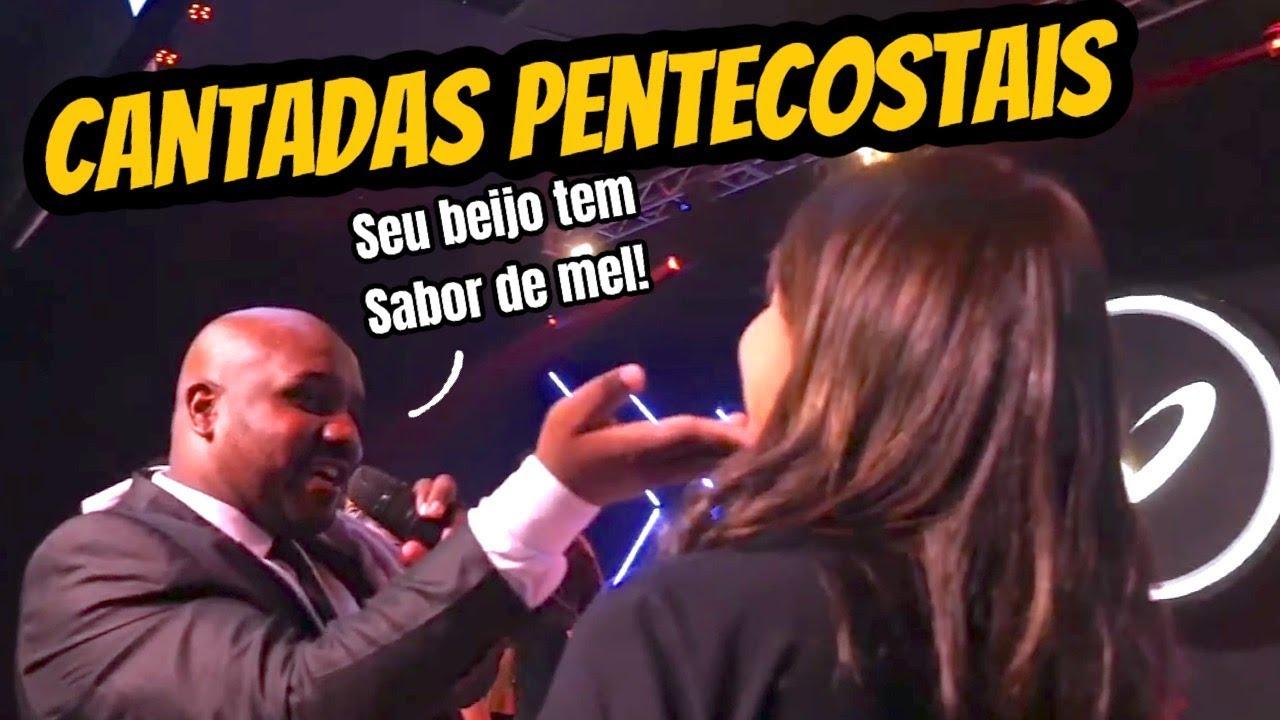 DESENCALHOU NA IGREJA COM CANTADA PENTECOSTAL | Tô Solto