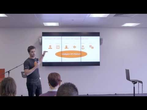Watch how to expose a core banking system to AISPs, by APIGEE team
