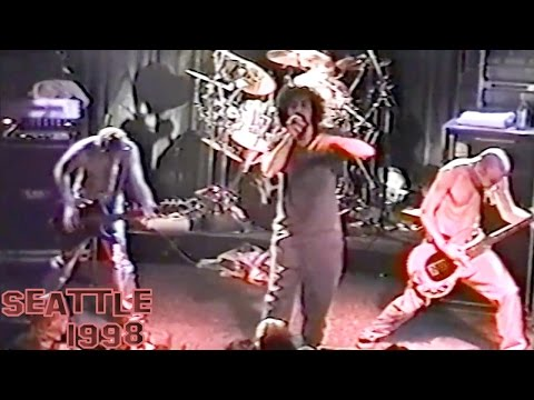 System Of A Down  War?  【Seattle 1998  60fps】