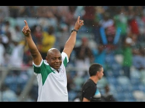 COACH KESHI'S SON AT THE NFF