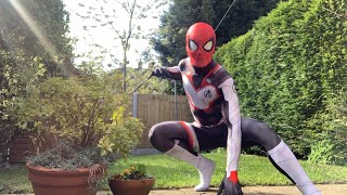 Avengers Endgame Quantum realm suit