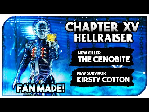 Dead By Daylight Pinhead Chapter Fan Made - What A Hellraiser Chapter Would Like In Dead By Daylight