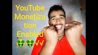 MERA YOUTUBE CHANNEL MONETIZE HOGYA 🤪🙏| AAPLOGON KA PYAR  RANG LAYA 👏👏