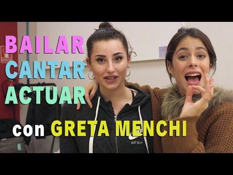 ¿Qué haría con BEYONCE: Bailar, cantar, o actuar? (Con Greta Menchi) #TiniYoutube | TINI