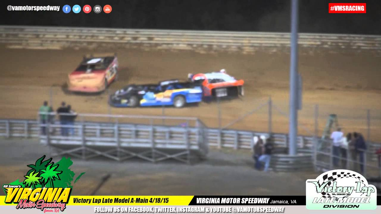 Victory Lap Late Model feature 041815