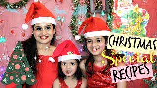 Christmas Special Recipes   Best Compilation Of Christmas Food Recipes   Kanak's Kitchen