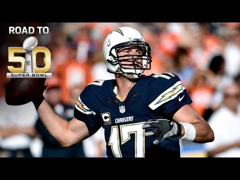 Road to Super Bowl 50: Chargers