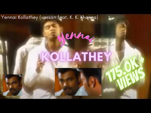 Best tamil love failure song Kanne kannil kadhai vaithu