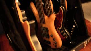 PAPÁ CHANGÓ - LADY MATERIAL (video en estudio)