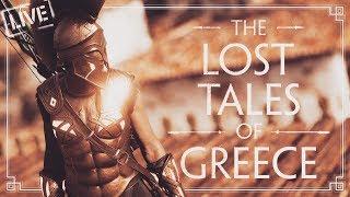 Assassin's Creed Odyssey DLC - Chamas antigas Ardem mais (Live) | Rumo aos 20K !!!