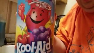 Tank Cooks Kool Aid