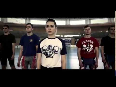 Соревнования по гиревому спорту в Омске