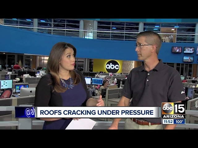 SUNVEK - ABC15 - Protect Your Roof From The Heat