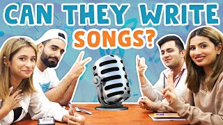 I made my bestfriends RE-WRITE my SONG's LYRICS ✍🏻🎵| Tanzeel Khan