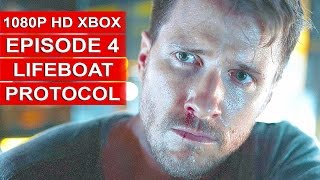 Quantum Break Gameplay Walkthrough Part 17 [1080p HD Xbox One]  Episode 4 Lifeboat Protocol