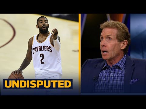 Skip Bayless calls out Cavaliers for holding up Kyrie Irving - Isaiah Thomas trade | UNDISPUTED