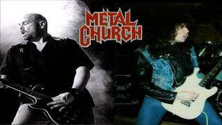 Watch Metal Church Agent Green video
