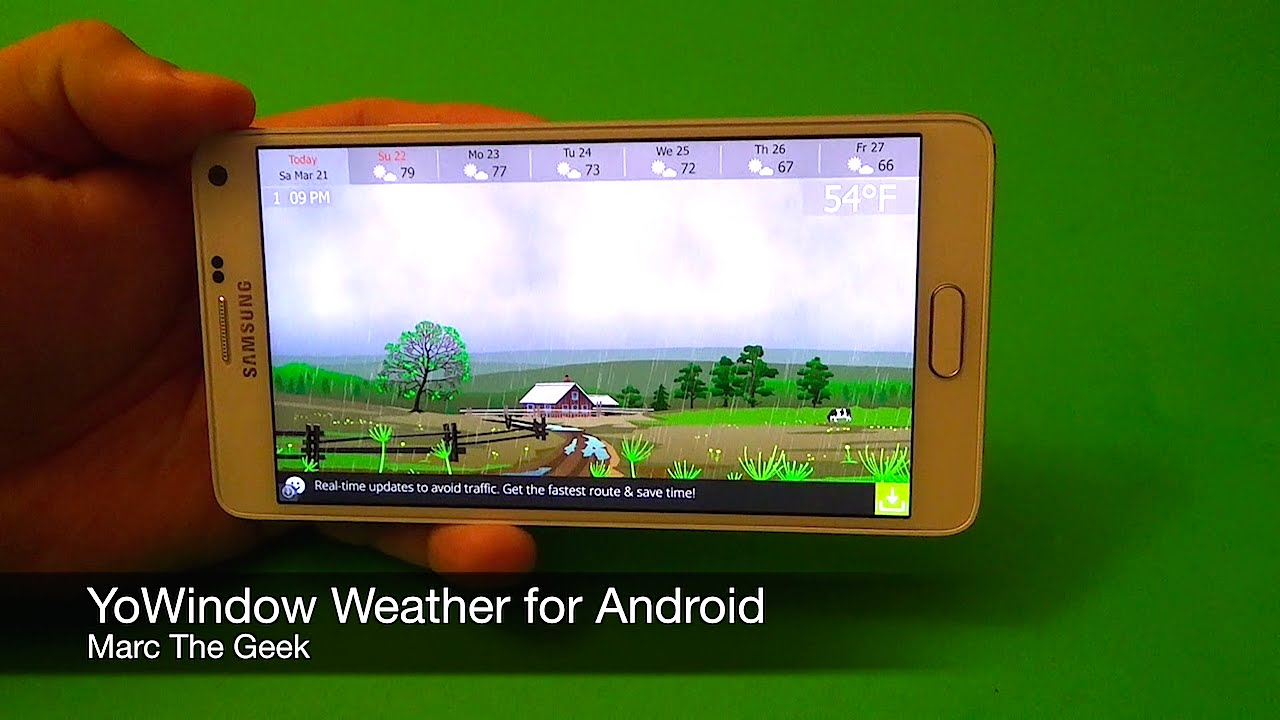 14 Live Weather Wallpaper Apps (the BEST of 2019) | Team