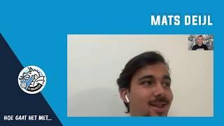 Hoe Gaat Het Met... | Mats Deijl