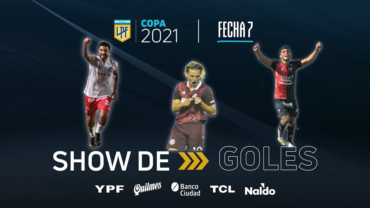 Copa de la Liga | Show de goles de la fecha 7