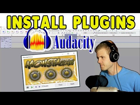 How to Install VST Plugins in Audacity (Mac, PC & Linux)