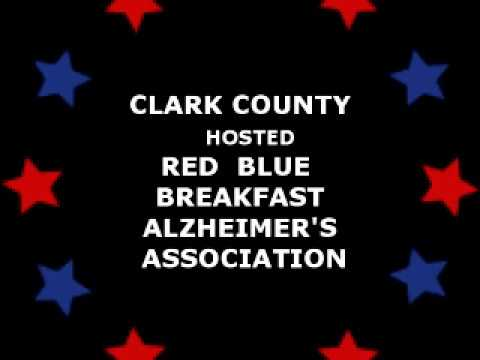 Red and Blue Breakfast political update Clark County Finest Representatives