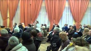 Встреча главы управы района Марьино А. А. Савина с населением 17.02.2016 года(, 2016-02-18T09:47:46.000Z)