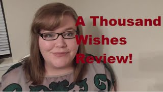 Review: Bath & Body Works A Thousand Wishes! Thumbnail