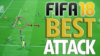 Video BEST ATTACK FOR FIFA 18!! (UNSTOPPABLE) - Fifa 18 Attacking Tutorial - Score Every Time download MP3, 3GP, MP4, WEBM, AVI, FLV Agustus 2018