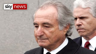 BREAKING: Fraudster Bernie Madoff dies in US prison