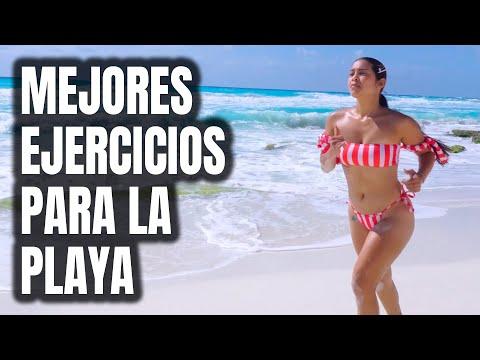 Los Mejores Ejercicios para Entrenar en la Playa durante las Vacaciones | Rutinas al Aire Libre 💪
