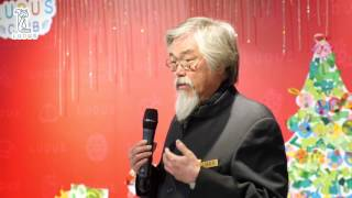 Ludus Grand Opening 致辭節錄 - 天賜爺爺 【美感學習的理想地】