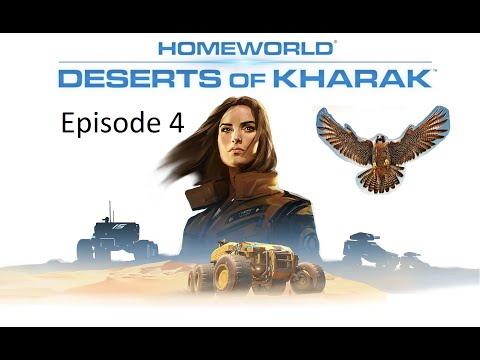 Nomadic Wanderings.... Homeworld: Deserts of Kharak Episode 4 Ship Wrecks