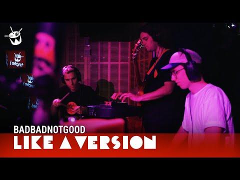 BADBADNOTGOOD - 'Lavender' (live on triple j)