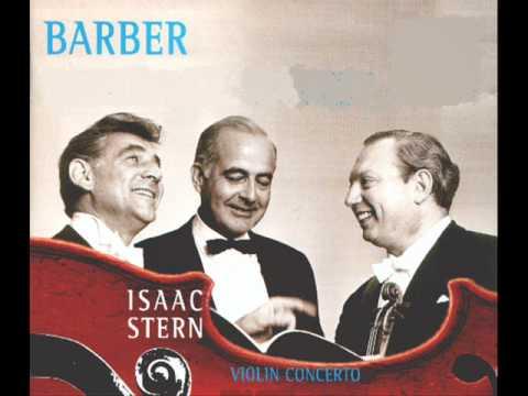 Samuel Barber-Violin Concerto Op. 14 (Complete) - YouTube