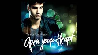 Tannuri feat. Marky - Open Your Heart (radio edit) - Coming Soon