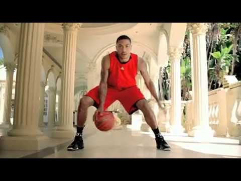adidas derrick rose commercial