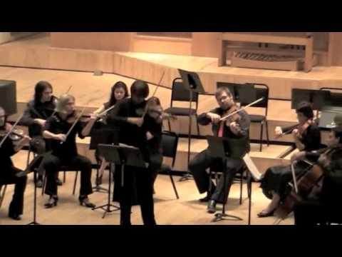 Piazzolla: Verano Porteño - Daniel Rowland and the Stellenbosch University Camerata