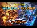 How to Use  Secret Codes in Deck Heroes [2017]