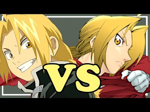 Fullmetal Alchemist VS Fullmetal Alchemist Brotherhood - Part 1 | Comparing FMA's Anime and Manga